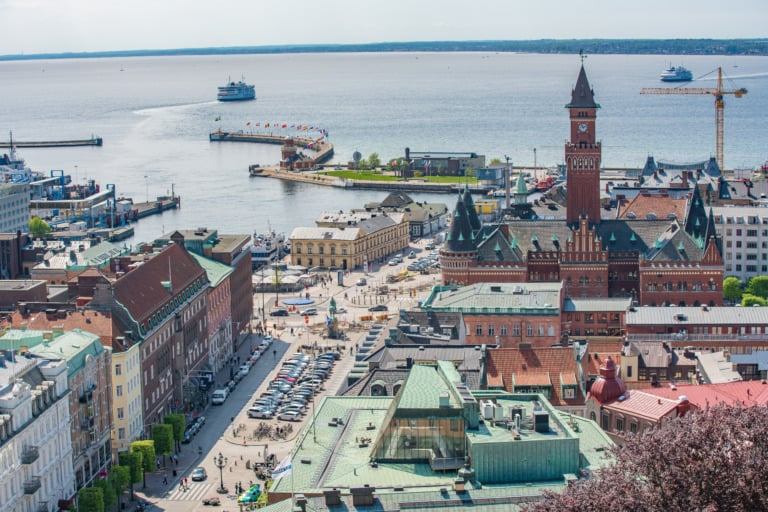 11 ciudades de Suecia más bonitas 10