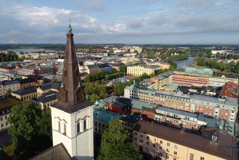 11 ciudades de Suecia más bonitas 6
