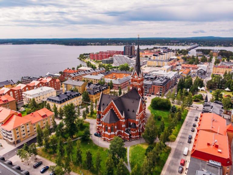 11 ciudades de Suecia más bonitas 5