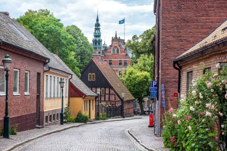 11 ciudades de Suecia más bonitas 9