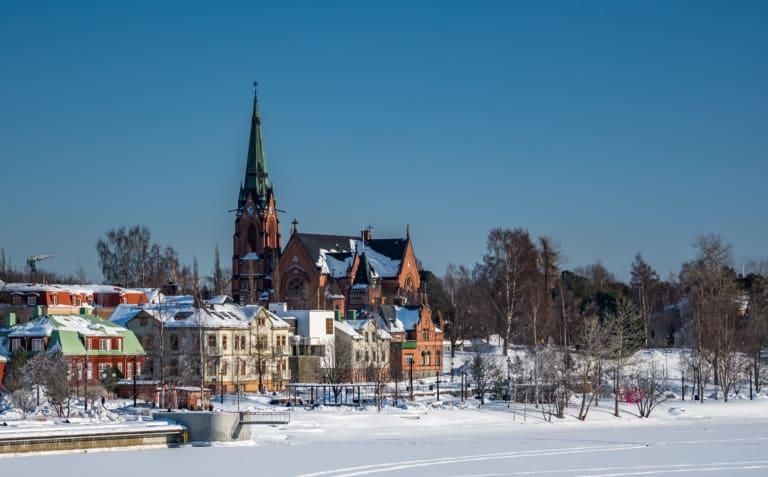 11 ciudades de Suecia más bonitas 8
