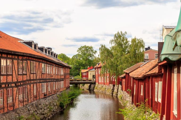 11 ciudades de Suecia más bonitas 1