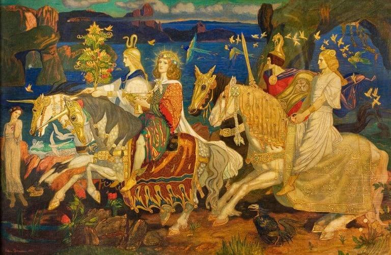 12 dioses celtas más importantes 11
