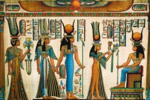 Dioses egipcios: qué, cuántos, cómo son y lista 2