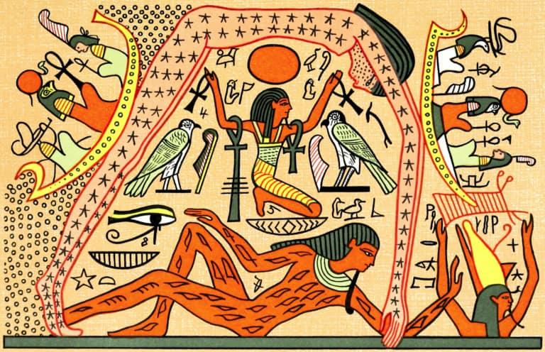 Dioses egipcios: qué, cuántos, cómo son y lista 9