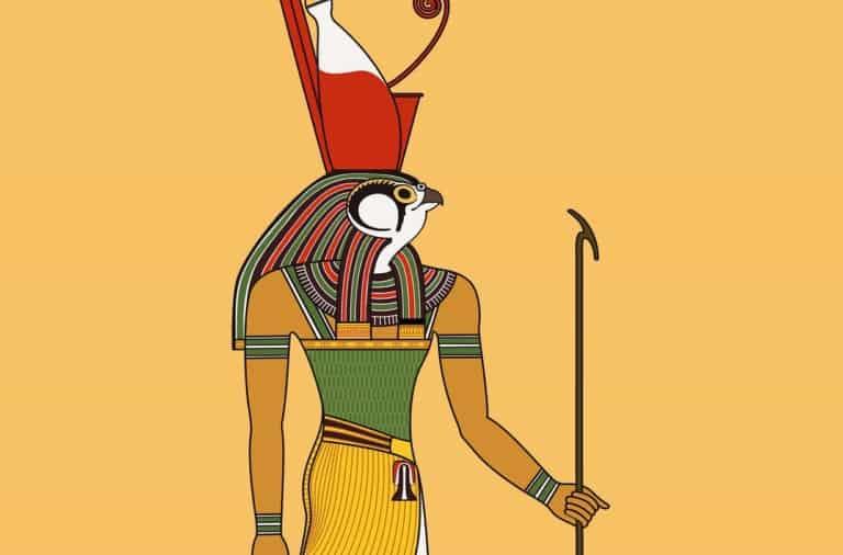 Dioses egipcios: qué, cuántos, cómo son y lista 10