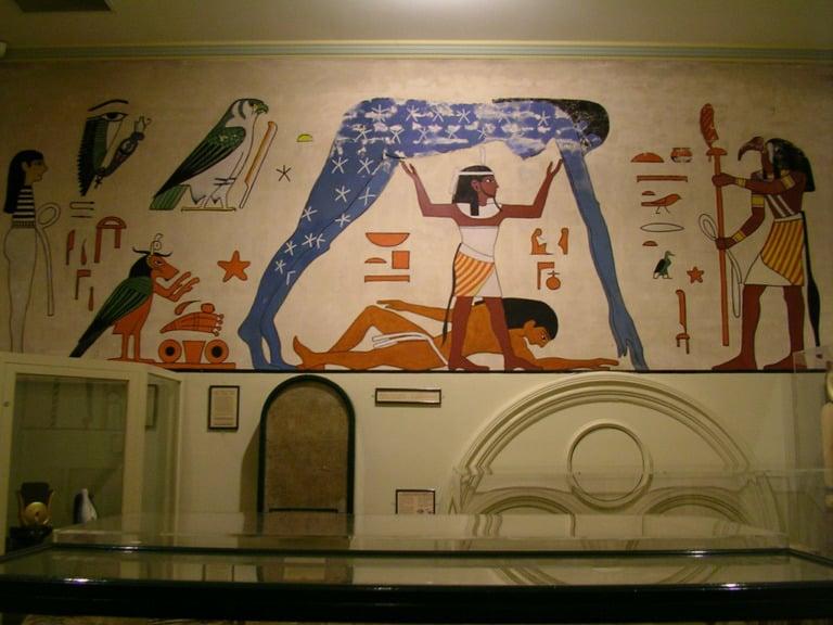 Dioses egipcios: qué, cuántos, cómo son y lista 13