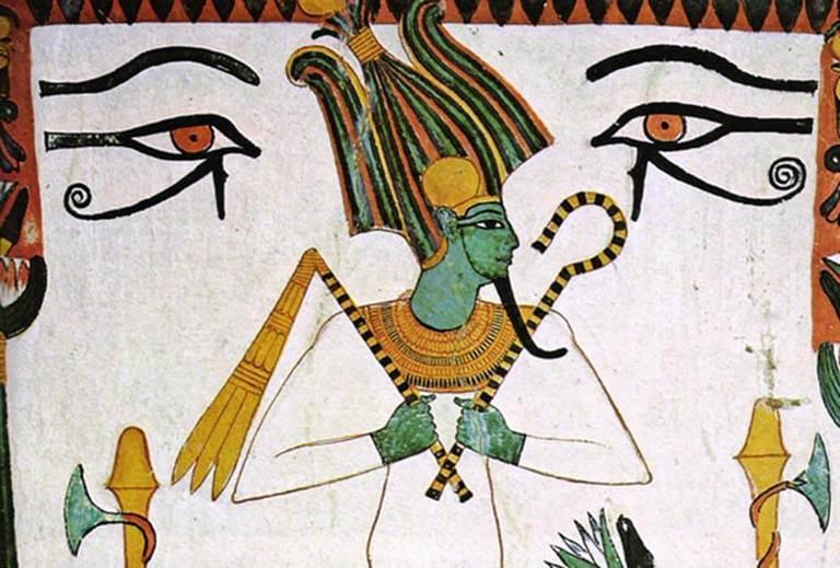 Dioses egipcios: qué, cuántos, cómo son y lista 14