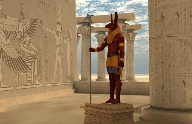 Dioses egipcios: qué, cuántos, cómo son y lista 17