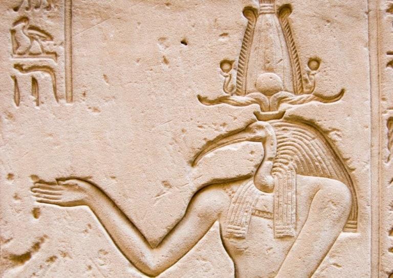 Dioses egipcios: qué, cuántos, cómo son y lista 18