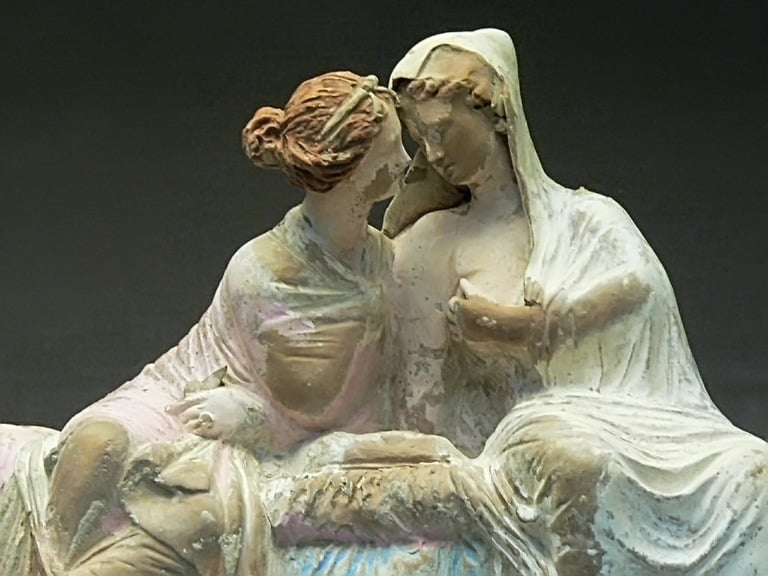 Dioses griegos: qué, cuántos, cuáles y cómo son 7