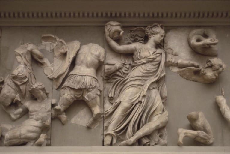 Dioses griegos: qué, cuántos, cuáles y cómo son 21