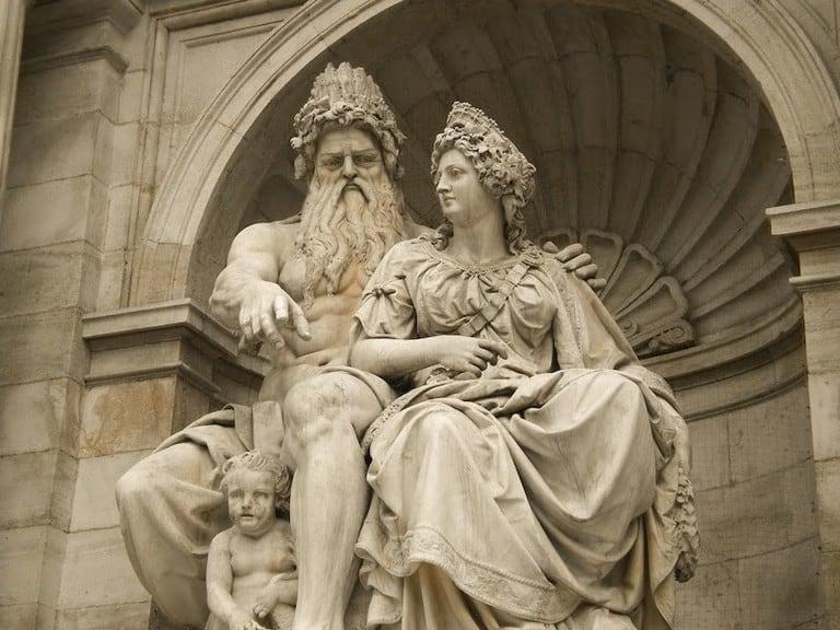 Dioses griegos: qué, cuántos, cuáles y cómo son 3