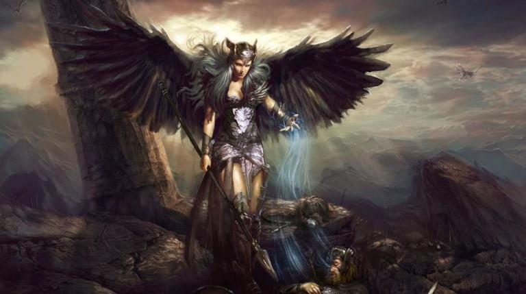 Dioses nórdicos: qué, cuántos, cuáles y cómo son 7