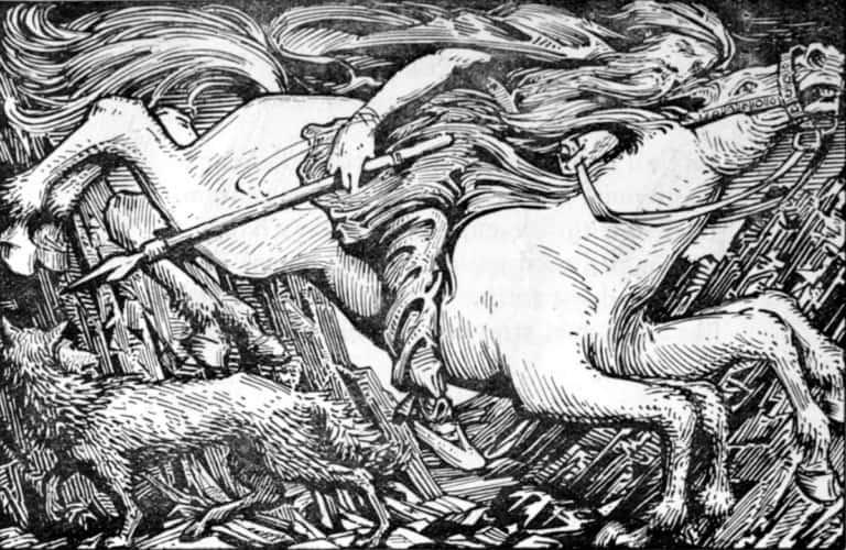 Dioses nórdicos: qué, cuántos, cuáles y cómo son 9