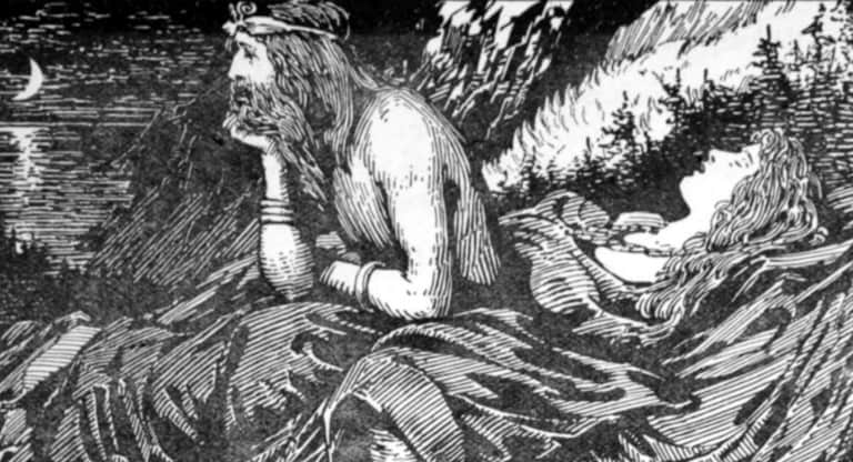 Dioses nórdicos: qué, cuántos, cuáles y cómo son 14
