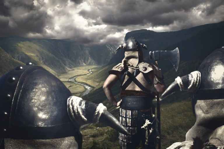 Dioses nórdicos: qué, cuántos, cuáles y cómo son 1