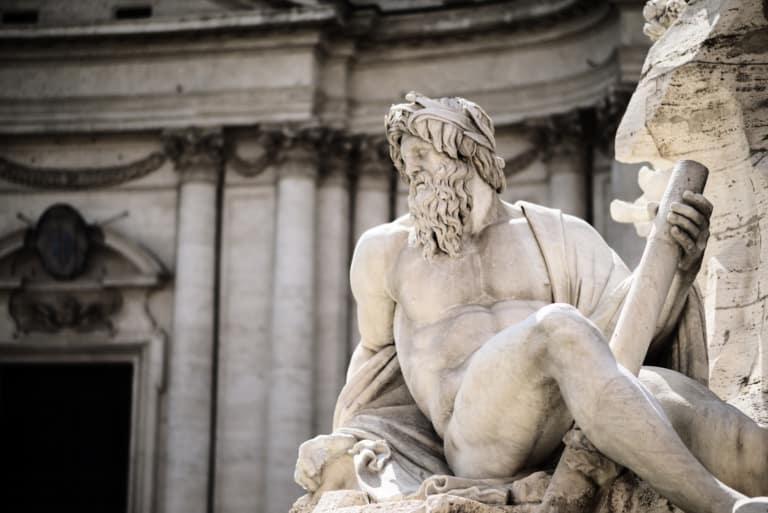 Dioses romanos: qué, cuántos, cuáles y cómo son 1