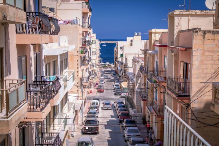 Dónde alojarse en Malta: mejores zonas 5