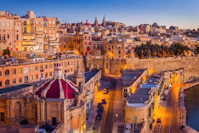 Dónde alojarse en Malta: mejores zonas 4