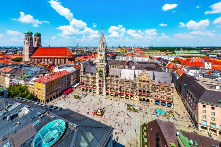 Dónde alojarse en Múnich: mejores zonas 3