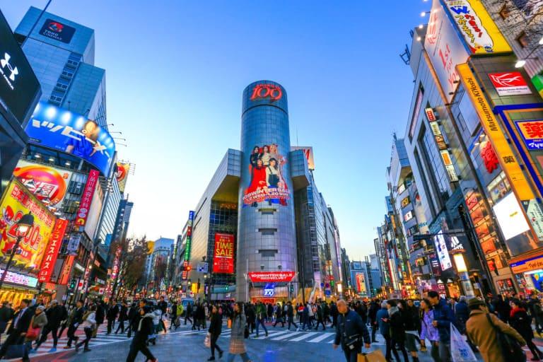 Dónde alojarse en Tokio: mejores zonas 1