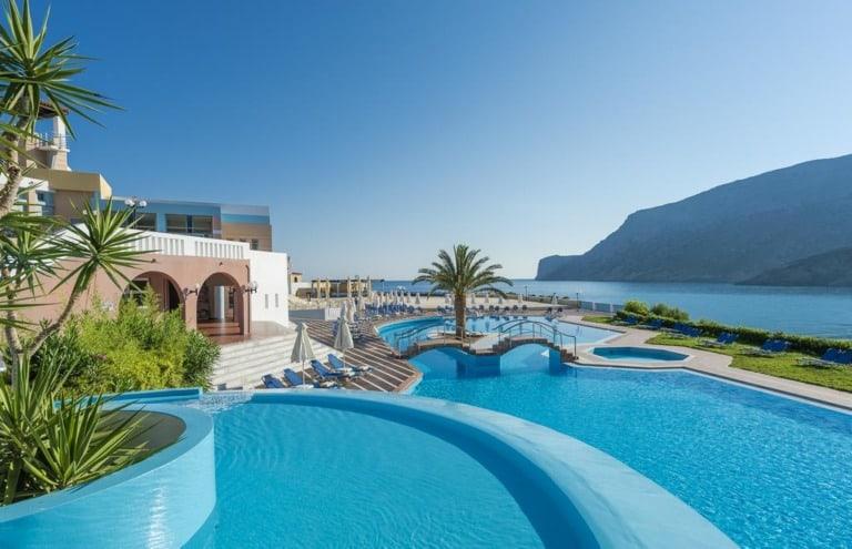 7 mejores hoteles en Creta con playa 5