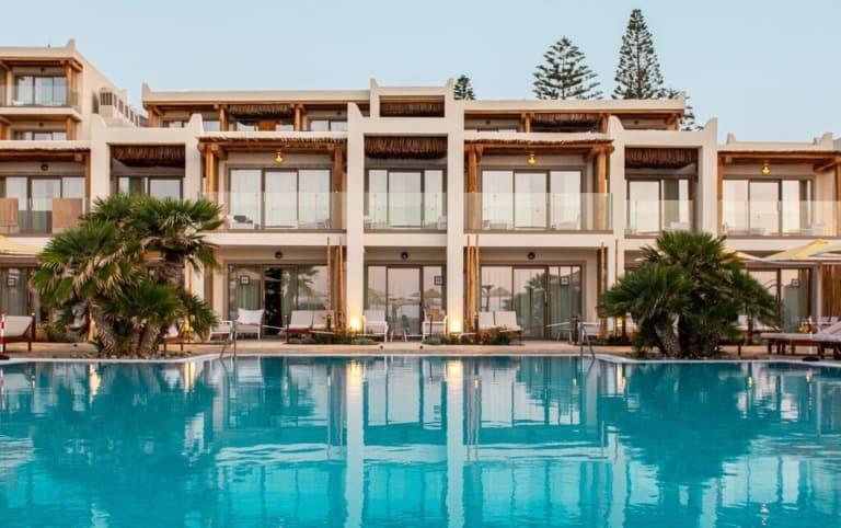7 mejores hoteles en Creta con playa 4