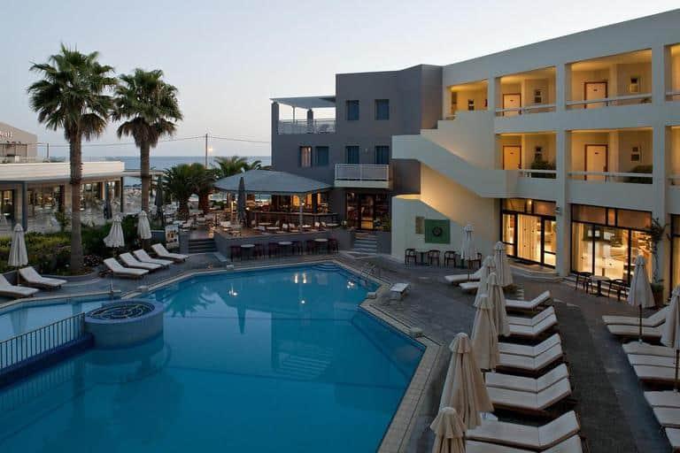 7 mejores hoteles en Creta con playa 2