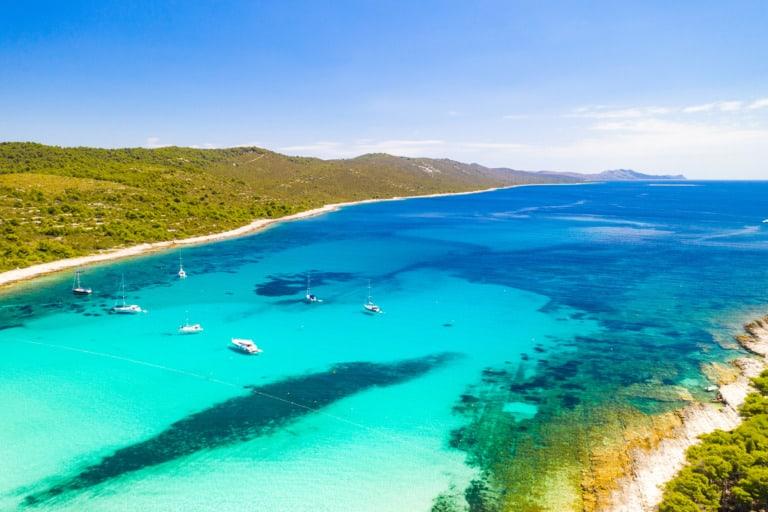 26 mejores playas de Croacia 5
