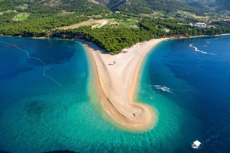 26 mejores playas de Croacia 1