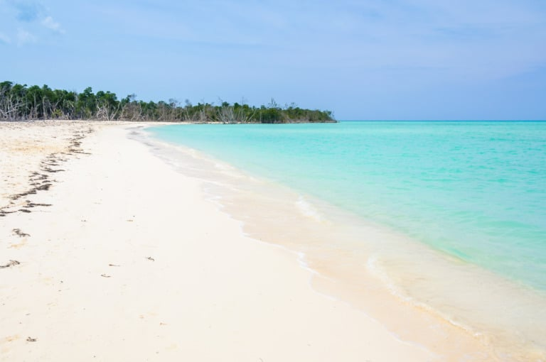 22 mejores playas de Cuba 6