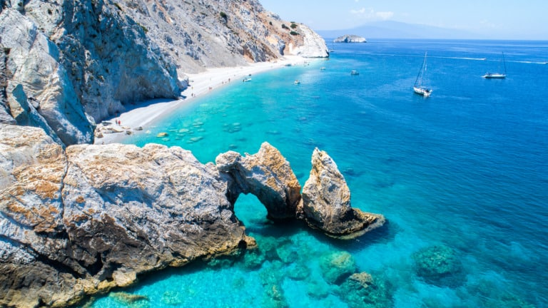 11 mejores playas de Grecia 1