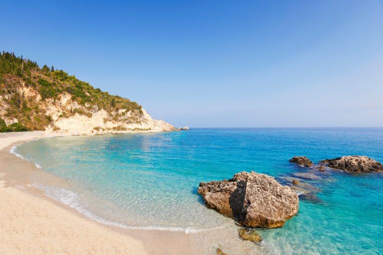 10 mejores playas de Lefkada 3