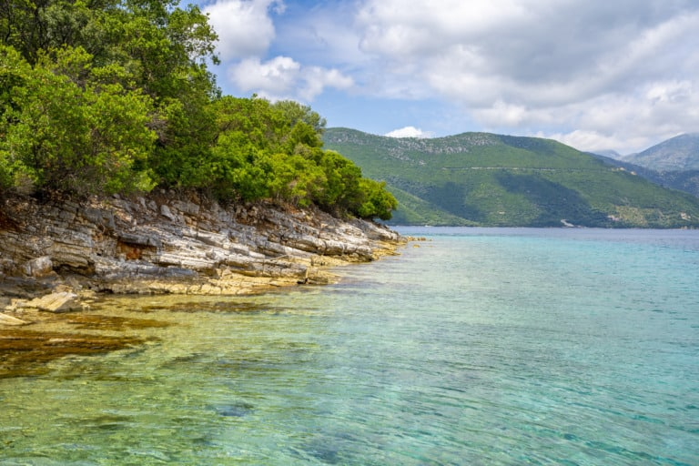 10 mejores playas de Lefkada 7