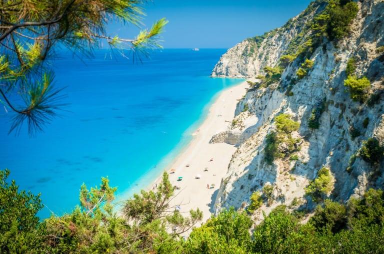 10 mejores playas de Lefkada 8