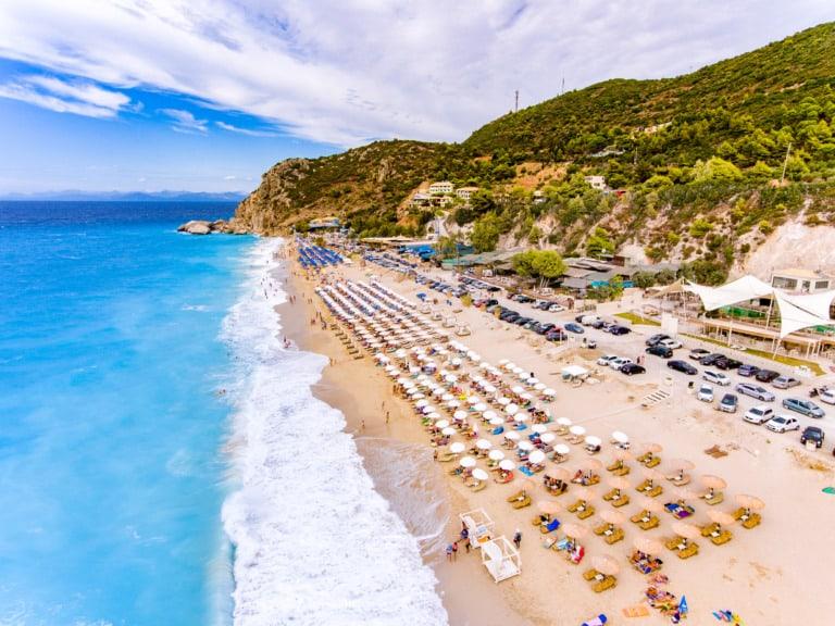 10 mejores playas de Lefkada 5