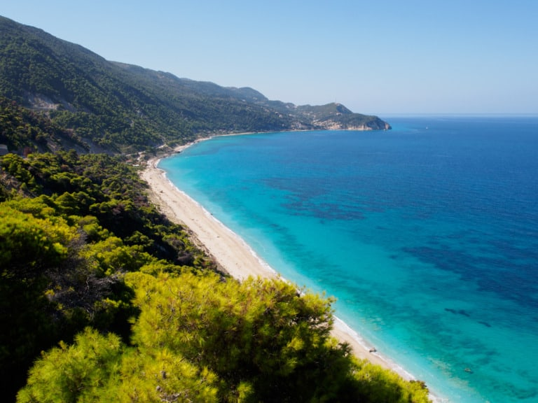 10 mejores playas de Lefkada 2