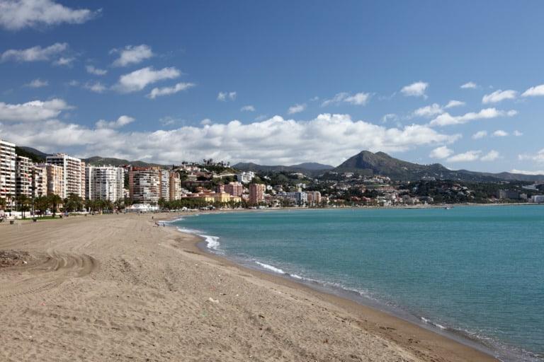13 mejores playas de Málaga 5