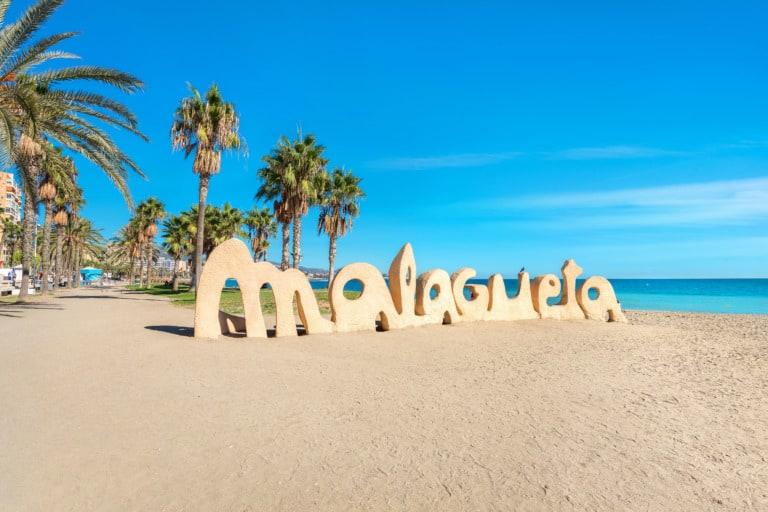 5 mejores playas de Málaga 2