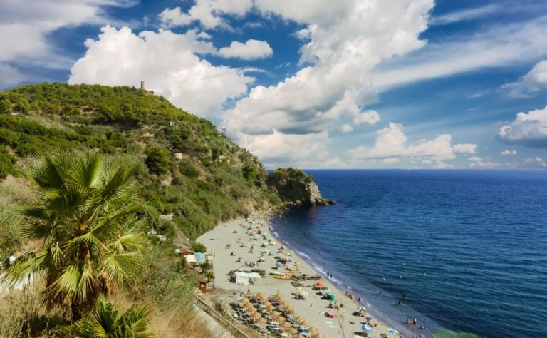 5 mejores playas de Málaga 5