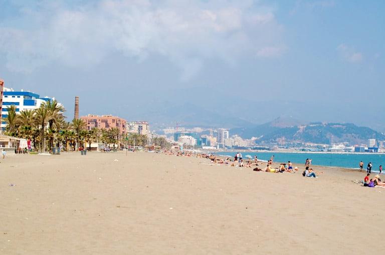 13 mejores playas de Málaga 1