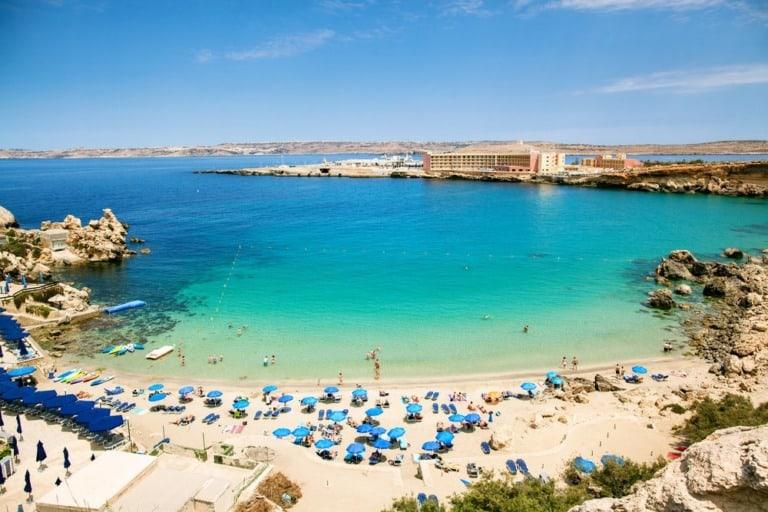 10 mejores playas de Malta 9