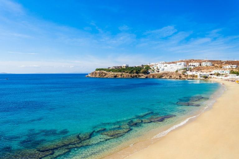 7 mejores playas de Mykonos 2