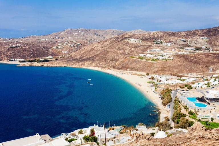 7 mejores playas de Mykonos 4