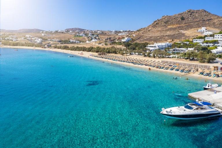 7 mejores playas de Mykonos 5
