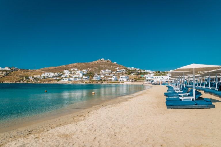 7 mejores playas de Mykonos 6