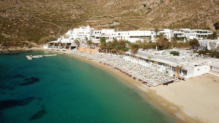 7 mejores playas de Mykonos 1