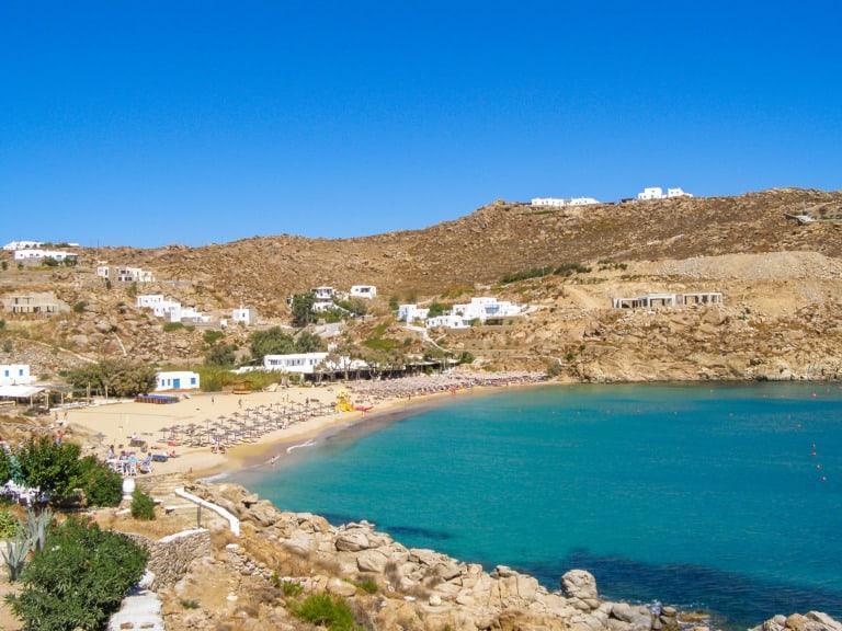 7 mejores playas de Mykonos 3