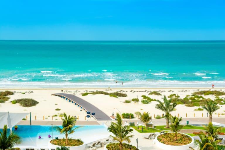 9 mejores playas de Abu Dhabi 7
